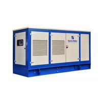 Grupo electrógeno trifásico / diésel / estacionario / enfriado por aire
