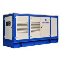 Grupo electrógeno trifásico / diésel / estacionario / con contenedor