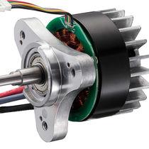 Motor DC / sin escobillas / 40V / con rotor exterior