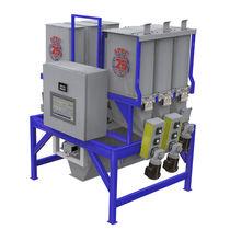 Pesadora electrónica / para granel / para la industria alimentaria / para granulados