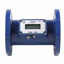 Caudalímetro de ultrasonido de tiempo de tránsito / para gas natural / digital / con visualización