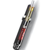 Amortiguador de choque / neumático / para máquina / a pistón