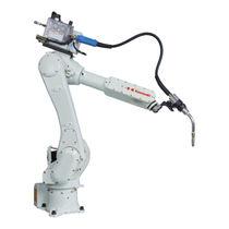 Robot articulado / 6 ejes / de soldadura al arco / compacto