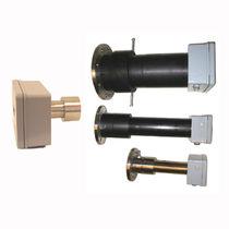 Detector de polvo / óptico / compacto / in situ