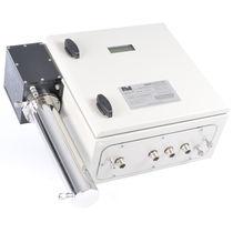 Detector óptico / de gas / para supervisión de filtros / sin contacto