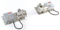 Detector de en circuito abierto / para concentración de gas / óptico / en tiempo real