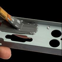 Cola epoxi / bicomponente / resistente a los productos químicos / conductora térmica