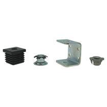 Racor de rosca / rápido / hidráulico / neumático