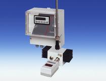 Analizador de combustion / de gas / de oxígeno / integrable