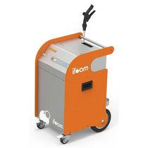 Limpiador de espuma / eléctrico / móvil / para campanas