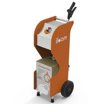 Limpiador para campanas / de espuma / eléctrico / móvil