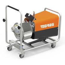 Compresor de aire / con ruedas / de motor eléctrico / silencioso