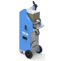 Máquina de limpieza con chorro de agua / para sistema de climatización / para conducto / compacta