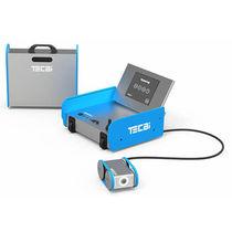 Sistema de inspección con cámara / de vídeo / para la inspección de canalizaciones / robotizado