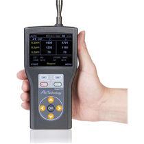 Aparato de medición de partículas / láser / para HVAC / portátil