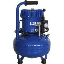 Compresor de aire / móvil / de motor eléctrico / lubricado con aceite
