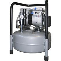 Compresor de aire / portátil / de motor eléctrico / sin aceite