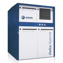 Grupo compresor de aire / de lóbulos / con presión positiva / sin aceite