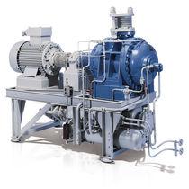 Soplador de aire / de 2 etapas / con presión positiva