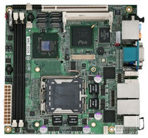Placa madre mini-ITX / Intel® Core 2 Quad / Intel 945G / DDR2 SDRAM