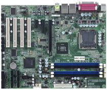 Placa madre ATX / Intel® Core 2 Quad / Intel 945G / DDR3 SDRAM