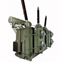 Transformador de potencia / de distribución / encapsulado en resina / AC