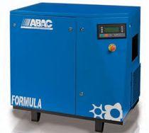 Compresor de aire / portátil / de tornillo / lubricado