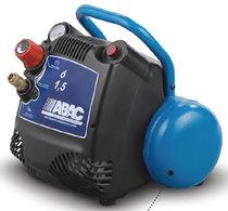 Compresor de aire / portátil / de pistón / sin aceite