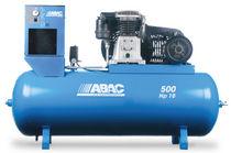 Compresor de aire / estacionario / de pistón / con secador