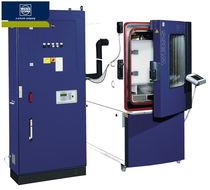 Cámara de pruebas ambiental / con ventanas / para pruebas con gases nocivos