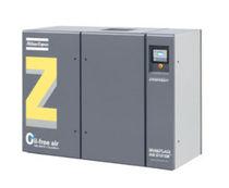 Compresor de aire / rotativo / con tornillo / sin aceite