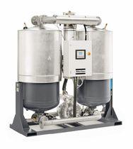 Secador de aire comprimido de adsorción con regeneración por calor / de alto rendimiento / regenerado por turbina