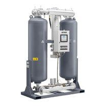 Secador de aire comprimido de adsorción con regeneración por calor / regenerado por turbina