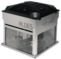 Ventilador de tejado / centrífugo / de evacuación / a reacción