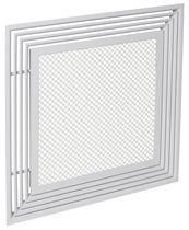 Difusor de aire de pared / de techo / con abertura