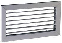 Rejilla de ventilación de aluminio / de acero