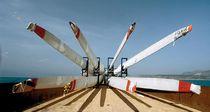 Aerogenerador para viento mediano / para vientos débiles