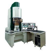 Microscopio para análisis / de resolución ultra alta / con cámara digital / electrónico de transmisión