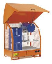 Armario de taller / para suelo / de acero / para producto tóxico