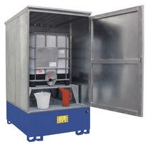 Cajón de acero / para almacenamiento / de seguridad