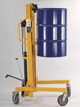 Apiladora manual / de conductor acompañante / para bidones / de carga