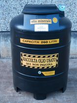 Cuba de polietileno / de recuperación de aceite mineral usado