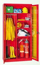 Armario de vestuario para bomberos