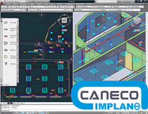 Software BIM / para de diseño de sistemas eléctricos