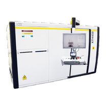 Máquina de control con tomografía digital / de rayos X