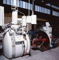 Horno de fusión / de retorta rotativa / de inducción / de vacío