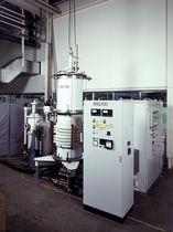 Horno vertical / tubular / de fusión / de gas