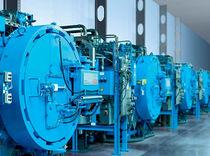 Horno de sinterización / de retorta rotativa / de combustión / de vacío