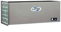 Colector de niebla de aceite / con material filtrante / mural / para techo