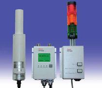 Indicador de proceso / digital / integrado / con alarma